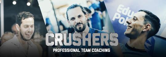 CRUSHERS: El camino más corto para convertirte en profesional con Adristinson, JMBigJoe y V3rson - jugador_profesional_de_poker.